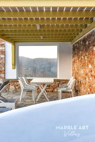 Marble art villas ανέσεις